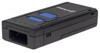 178914 Handheld bar code reader 1D LED Schwarz Barcodeleser