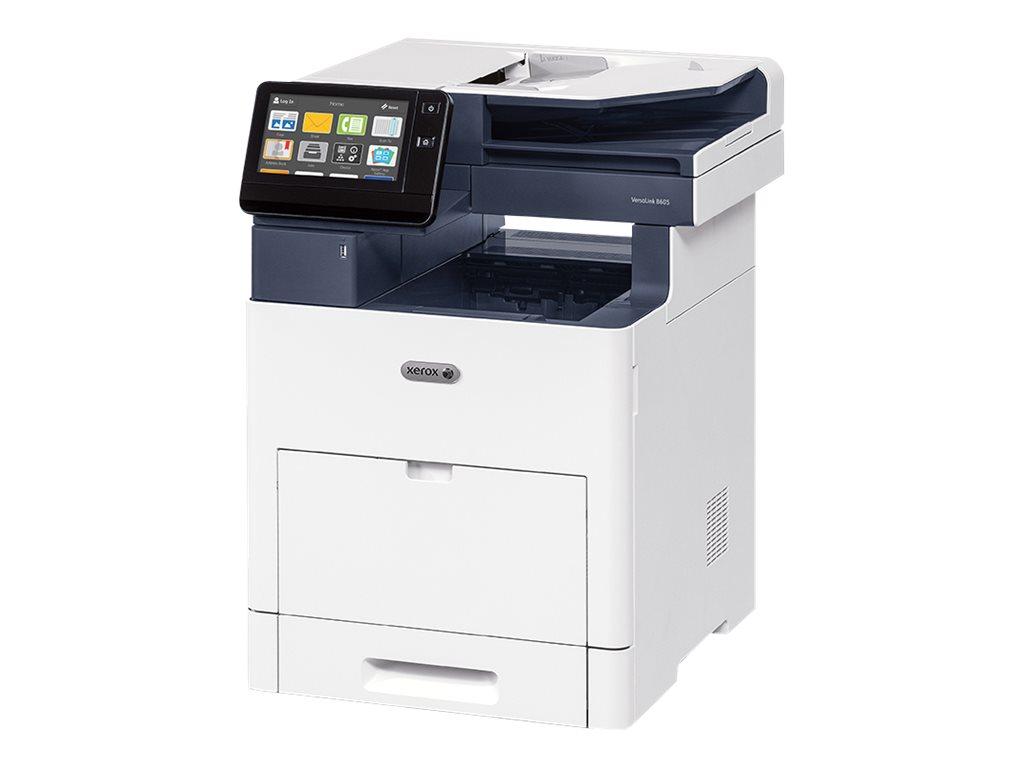 Xerox VersaLink B605V_X - Multifunktionsdrucker - s/w - LED - Legal (216 x 356 mm)