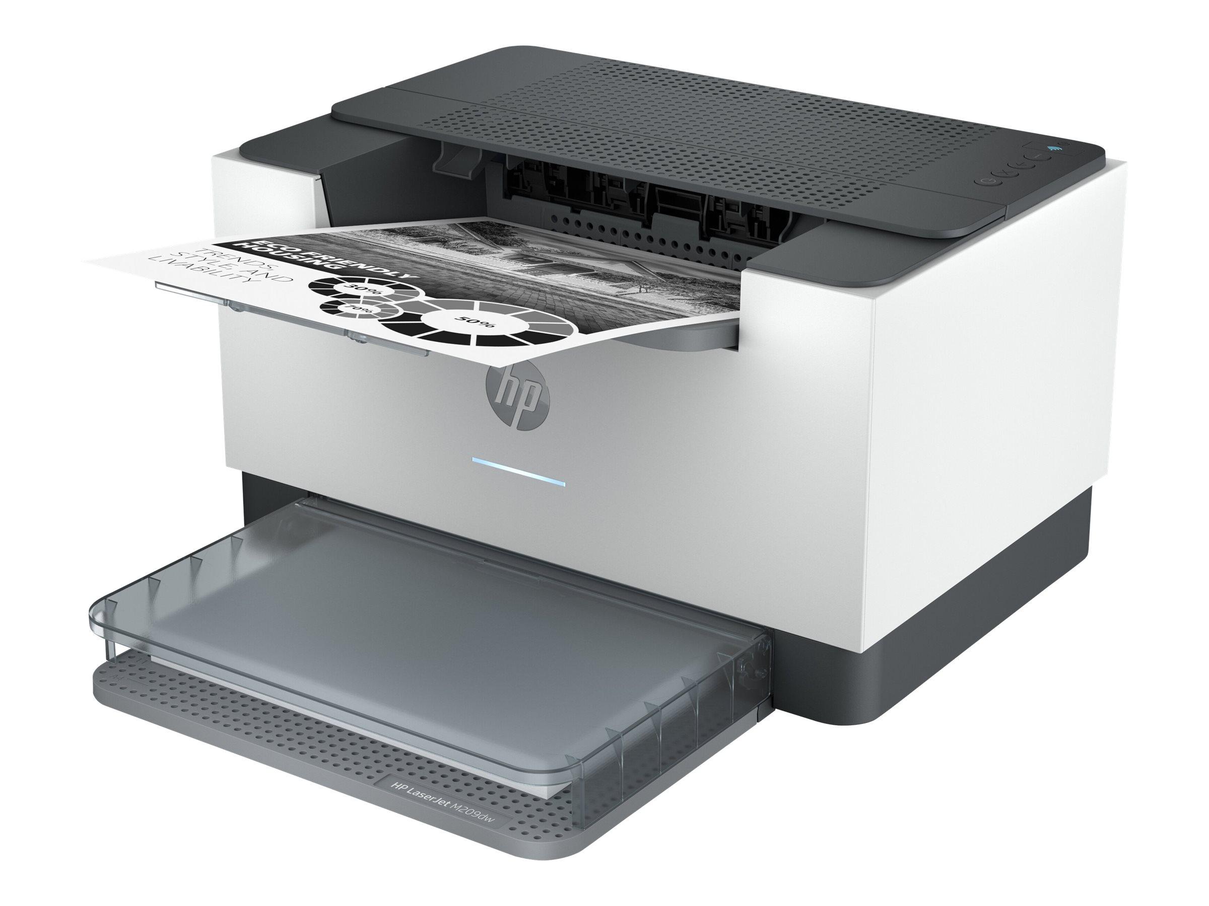 HP LaserJet M209dwe - Drucker - s/w - Duplex