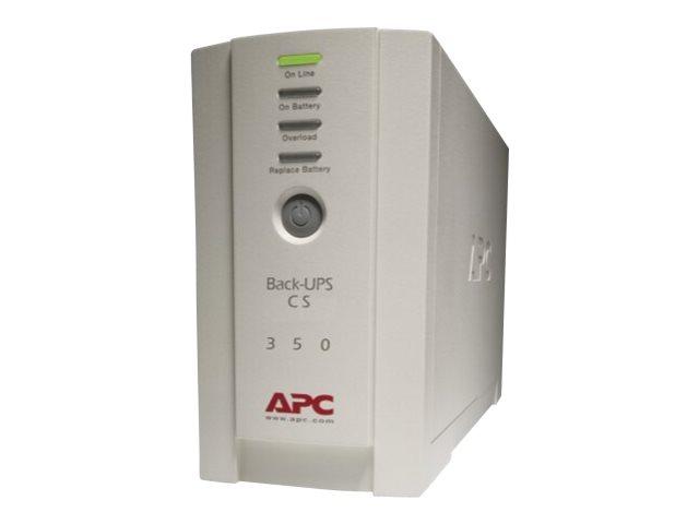 APC Back-UPS CS 350 - USV - Wechselstrom 230 V