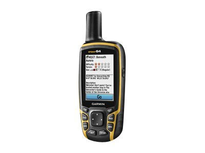 Garmin GPSMAP 64 - GPS-/GLONASS-Navigationssystem