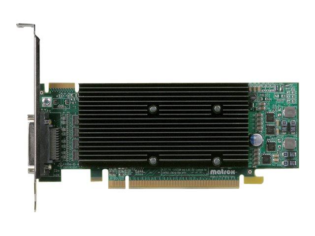 Matrox M9140 - Grafikkarten - M9140 - 512 MB DDR2