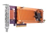 QNAP QM2-4P-284 - Speicher-Controller - PCIe 2.0 Low-Profile