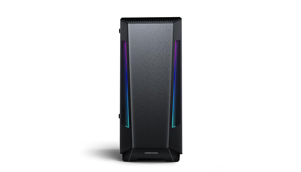 Phanteks ECLIPSE P360X Midi Tower PC ABS synthetics,Steel,Tempered glass Black ATX,EATX,Micro ATX,MiniITX Gaming