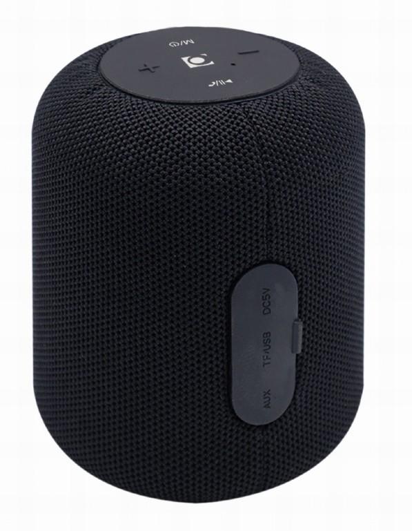 Vorschau: Gembird SPK-BT-15-BK - 5 W - 100 - 20000 Hz - 85 dB - Verkabelt & Kabellos - 10 m - Mikro-USB