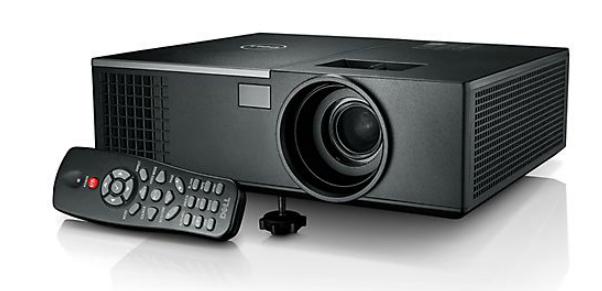 Dell 1550 - DLP-Projektor - 3D