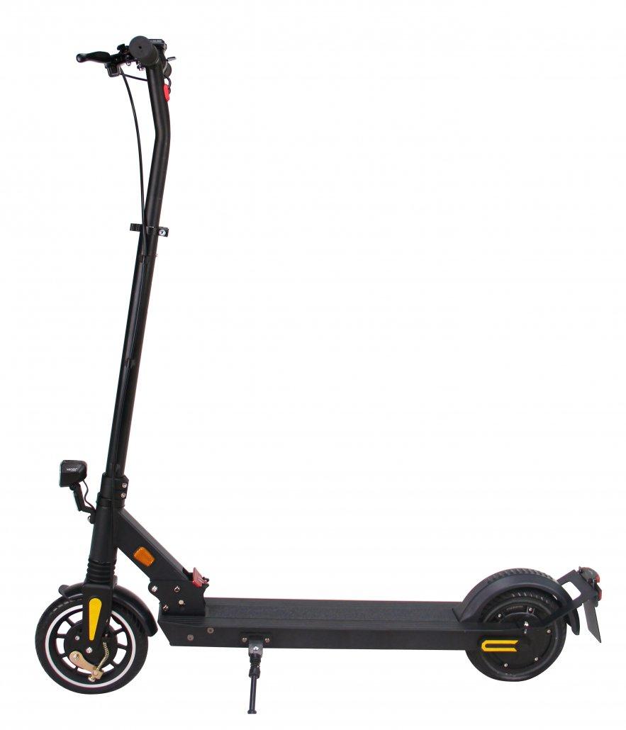 iconBIT Delta Pro - Stunt scooter - 20 km/h - 100 kg - Beide Geschlechter - Schwarz - 2 Rad/Räder