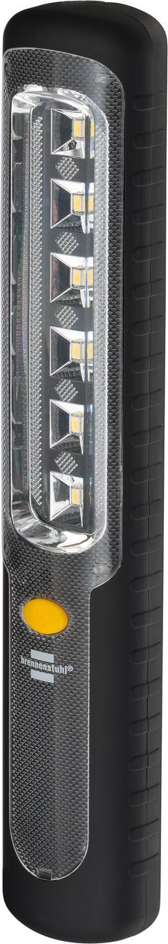 Vorschau: Brennenstuhl 1178590100 - Hand-Blinklicht - Schwarz - Tasten - IP20 - LED - 1 Lampen