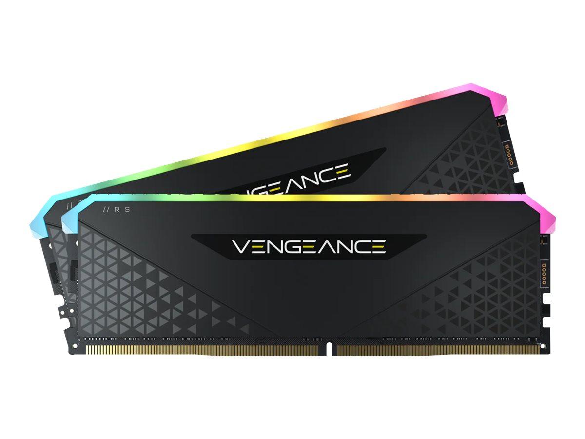 Corsair Vengeance RGB RS - DDR4 - Kit - 32 GB: 2 x 16 GB