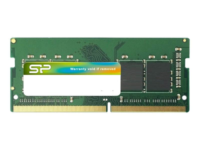 Vorschau: Silicon Power DDR4 - 16 GB - SO DIMM 260-PIN