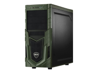 Military Gaming 6020 - MDT - 1 x Core i5 8400 / 2.8 GHz