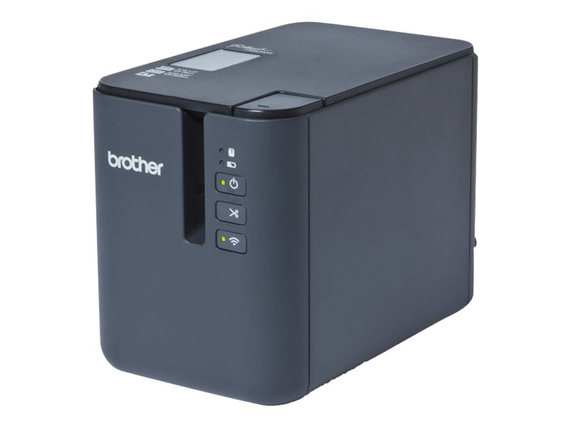 Brother P-Touch PT-P900W - Etikettendrucker