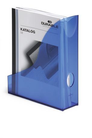 Durable BASIC - Blau - Transparent - A4 - 73 mm - 24,1 cm - 306 mm - 1 Stück(e)