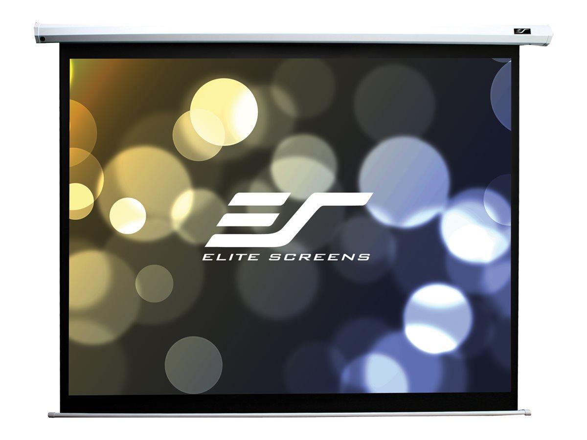 """Elite Screens Elite Spectrum Series Electric84V - Leinwand - Deckenmontage möglich, geeignet für Wandmontage - motorisiert - 213 cm (84"""")"""