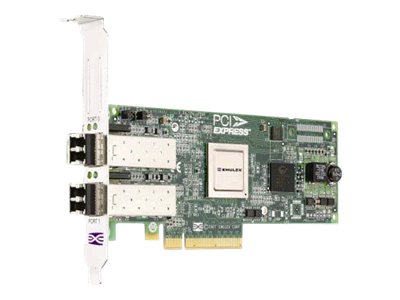 IBM Emulex HBA 8Gbit PCI-E FC Dual Port (49Y3731)