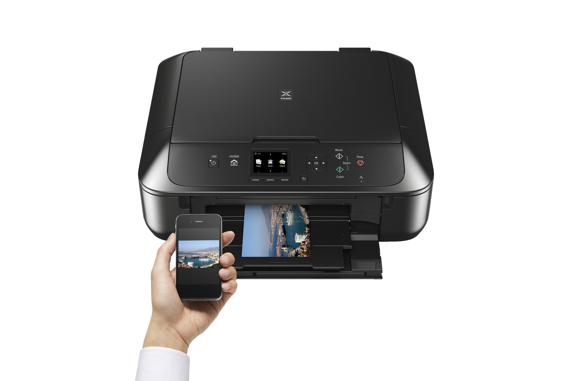 Canon PIXMA MG5750 - Multifunktionsdrucker
