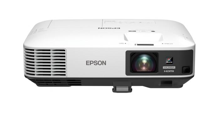 Epson EB-2255U Desktop-Projektor 5000ANSI Lumen 3LCD WUXGA (1920x1200) Weiß Beamer