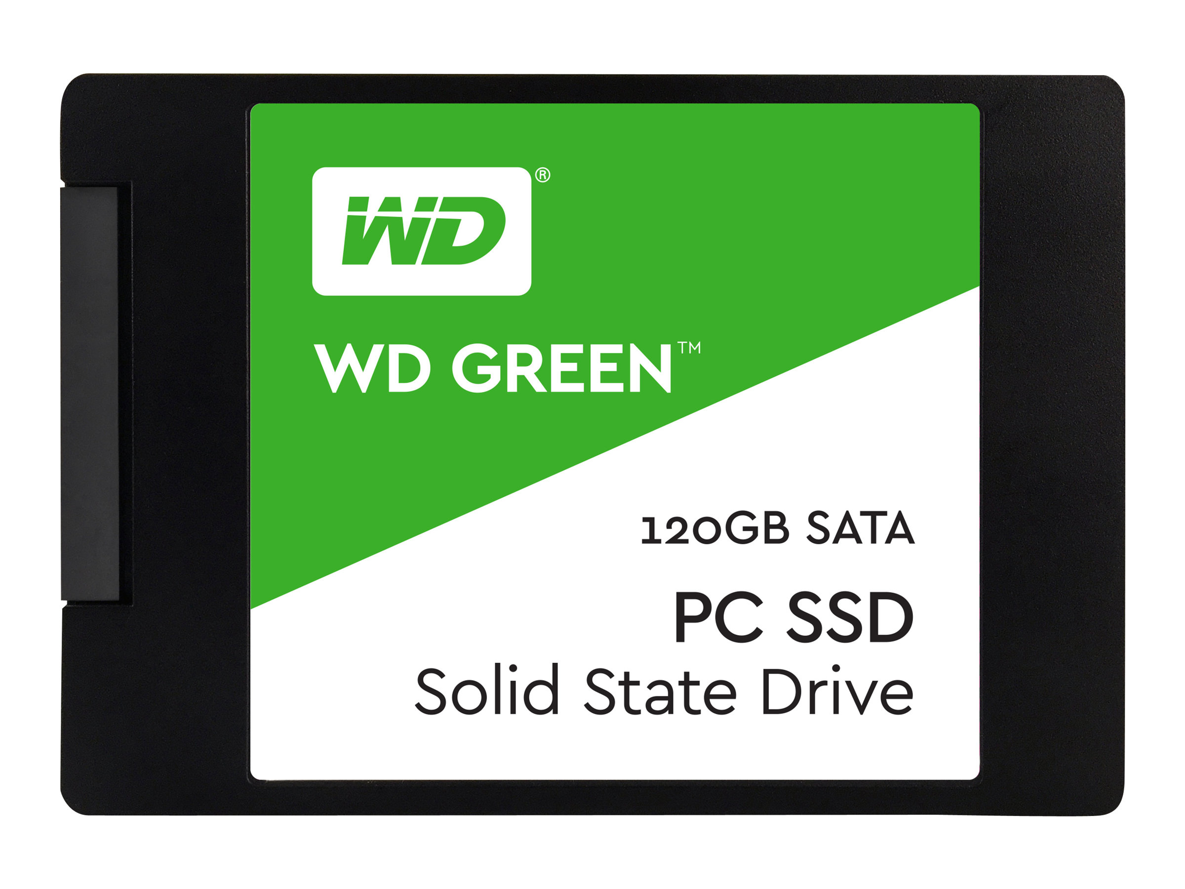 WD Green PC SSD WDS120G1G0A - Solid-State-Disk
