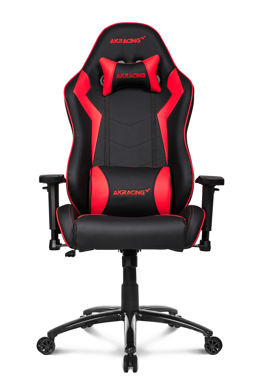 AKRacing SX - PC-Spielstuhl - PC - 150 kg - Gepolsterter - ausgestopfter Sitz - Gepolsterte - ausgestopfte Rückenlehne - Rennen