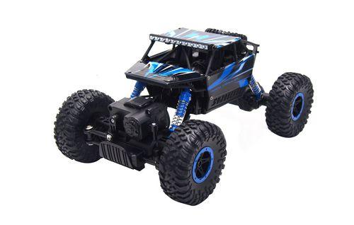 Amewi Conqueror - Raupenfahrzeug - Elektromotor - 1:18 - Betriebsbereit (RTR) - Blau - Allradantrieb