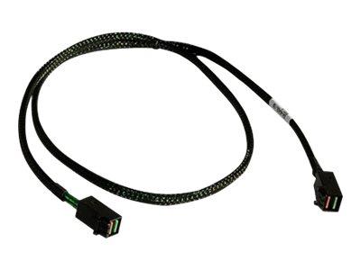 BROADCOM Internes SAS-Kabel - SAS 12Gbit/s - 4-Lane - 4x Mini SAS HD (SFF-8643)