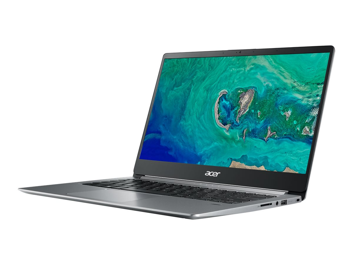 "Acer Swift 1 SF114-32-P6BN - Pentium Silver N5030 / 1.1 GHz - Win 10 Pro 64-bit National Academic - 4 GB RAM - 128 GB SSD - 35.6 cm (14"")"