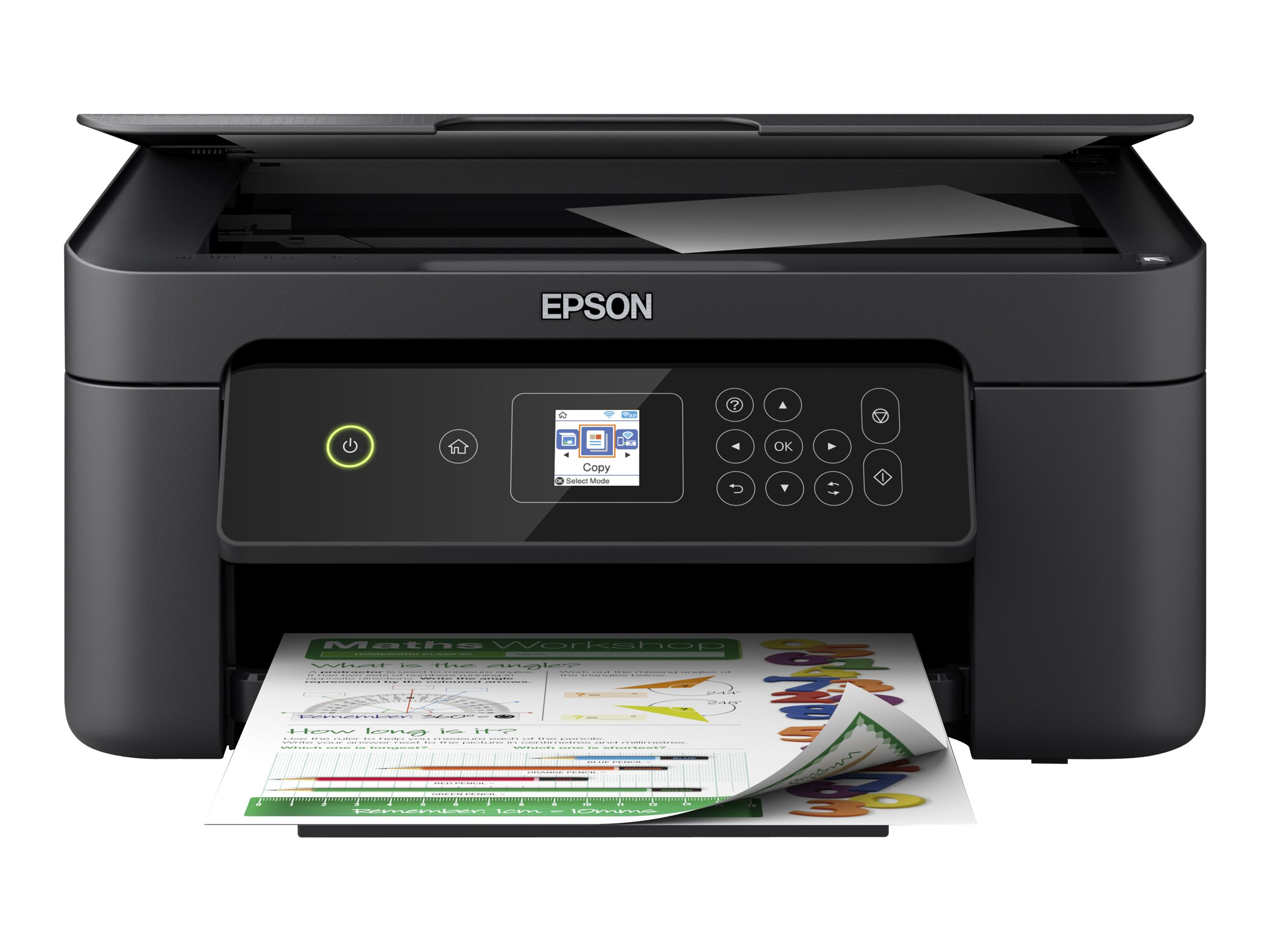 Epson Expression Home XP-3100 - Multifunktionsdrucker - Farbe - Tintenstrahl - A4/Legal (Medien)