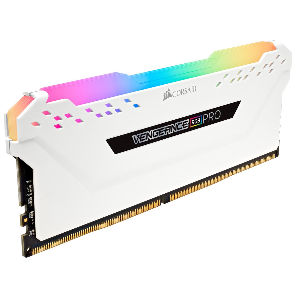 Corsair Vengeance RGB PRO - DDR4 - kit - 32 GB: 2 x 16 GB