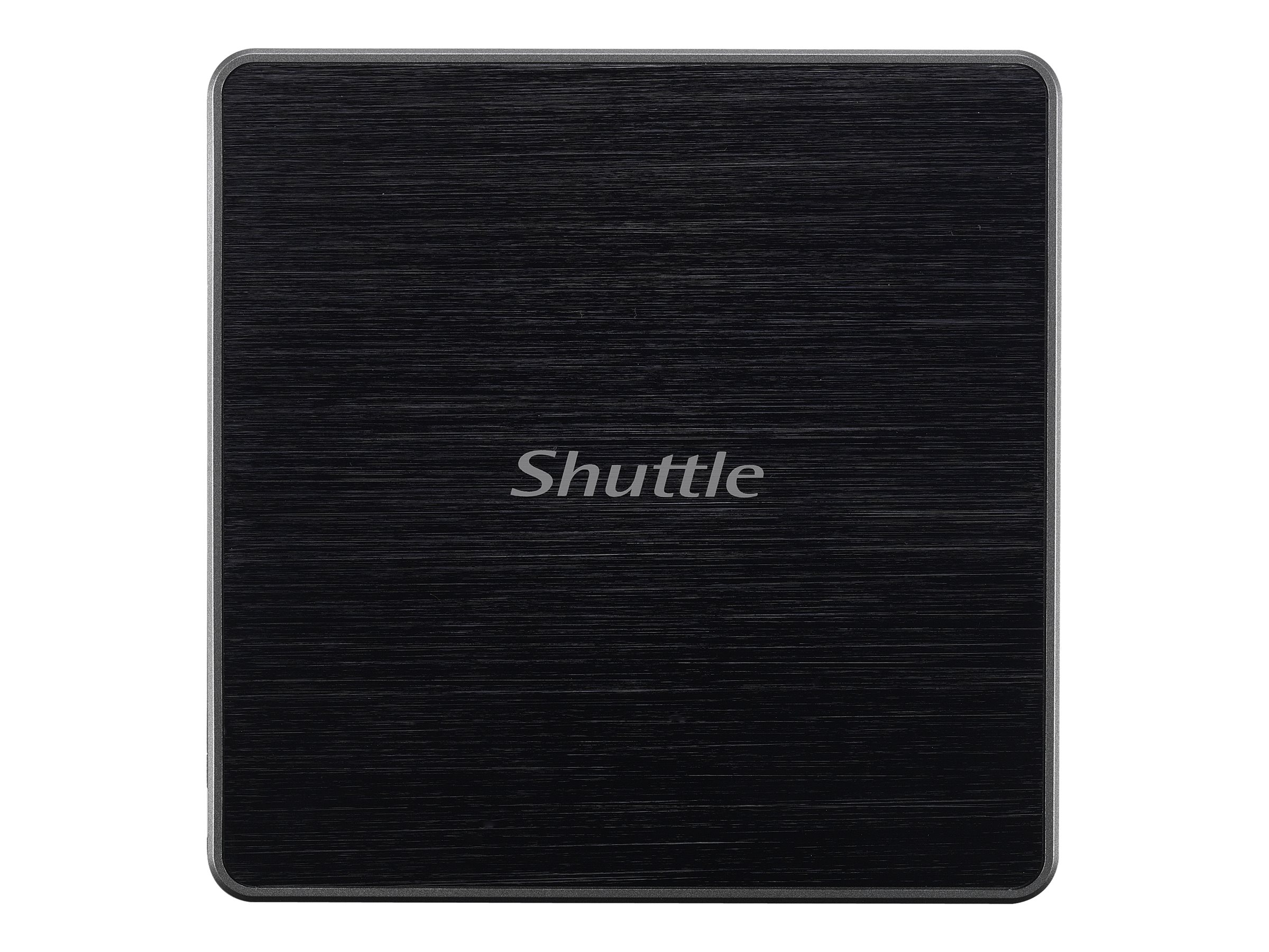 Shuttle XPC nano NC1010XA - Mini-PC - Celeron 4205U / 1.8 GHz ULV