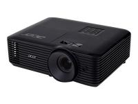 X138WH Beamer 3700 ANSI Lumen DLP WUXGA (1920x1200) 3D Desktop-Projektor Schwarz
