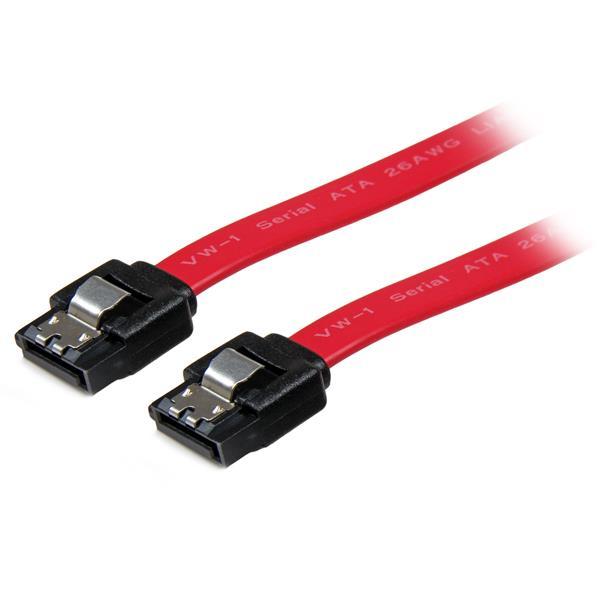 StarTech.com 15cm einrastendes SATA-Kabel - Bu/Bu