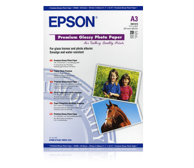 A3 Premium Glossy Photo Paper