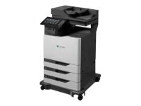 CX860dte - Multifunktionsdrucker - Farbe