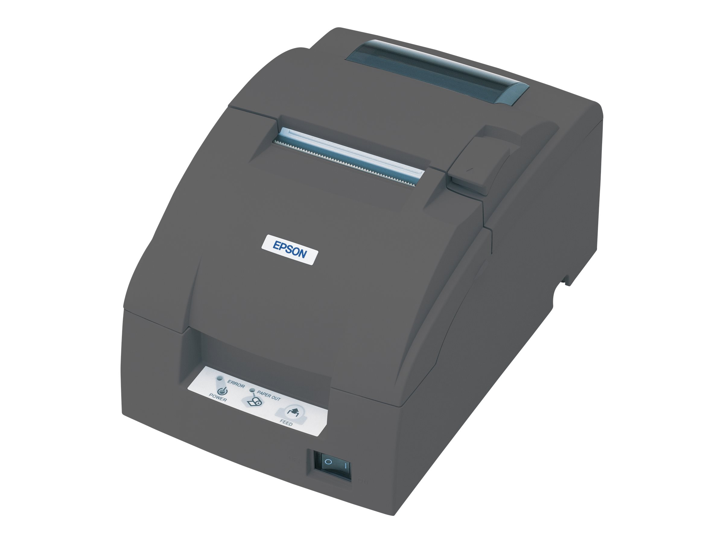 Epson TM U220B - Belegdrucker - Farbe - Punktmatrix - Rolle (7,6 cm)