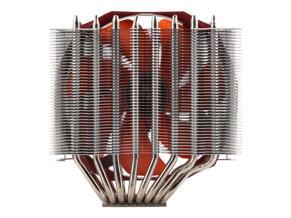 Thermalright SilverArrow T8 - Prozessor-Luftkühler - (für: LGA775, LGA1156, LGA1366, LGA1155, LGA2011, LGA1150, LGA2011-3, LGA1151, AM4, LGA2066)
