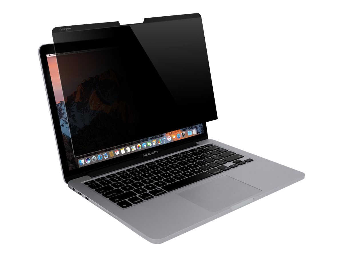 "Kensington MP13 Magnetic Privacy Screen for 13"" MacBook Air 2018 & MacBook Pro 2016 & Later - Blickschutzfilter für Notebook - magnetisch - 33 cm (13"")"