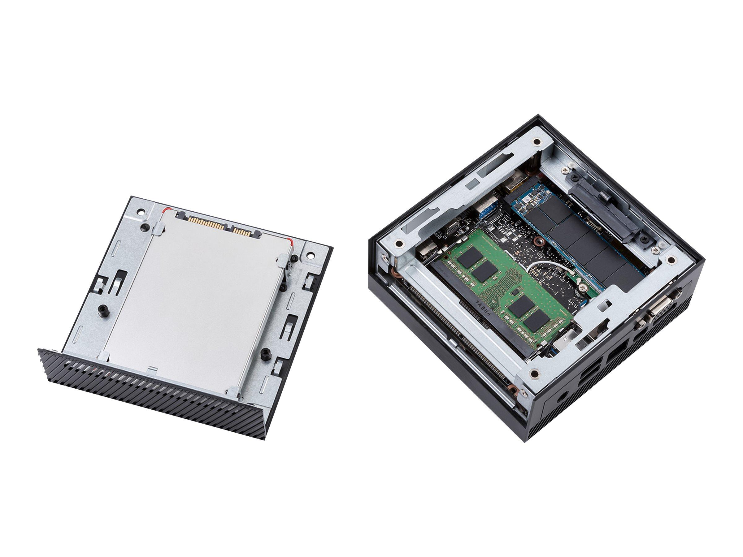 Vorschau: ASUS Mini PC PN40 BC602MC - Mini-PC - Celeron N4120 / 1.1 GHz