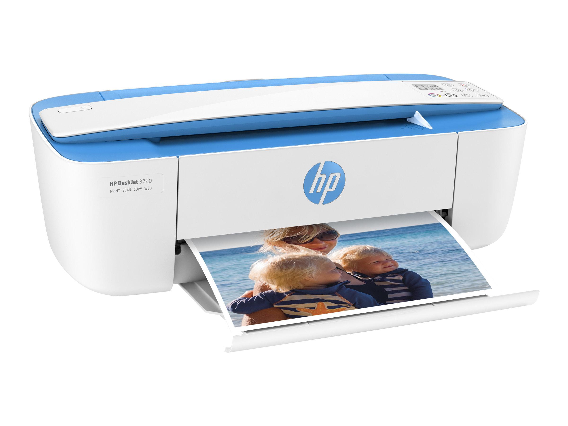 HP Deskjet 3720 All-in-One - Multifunktionsdrucker