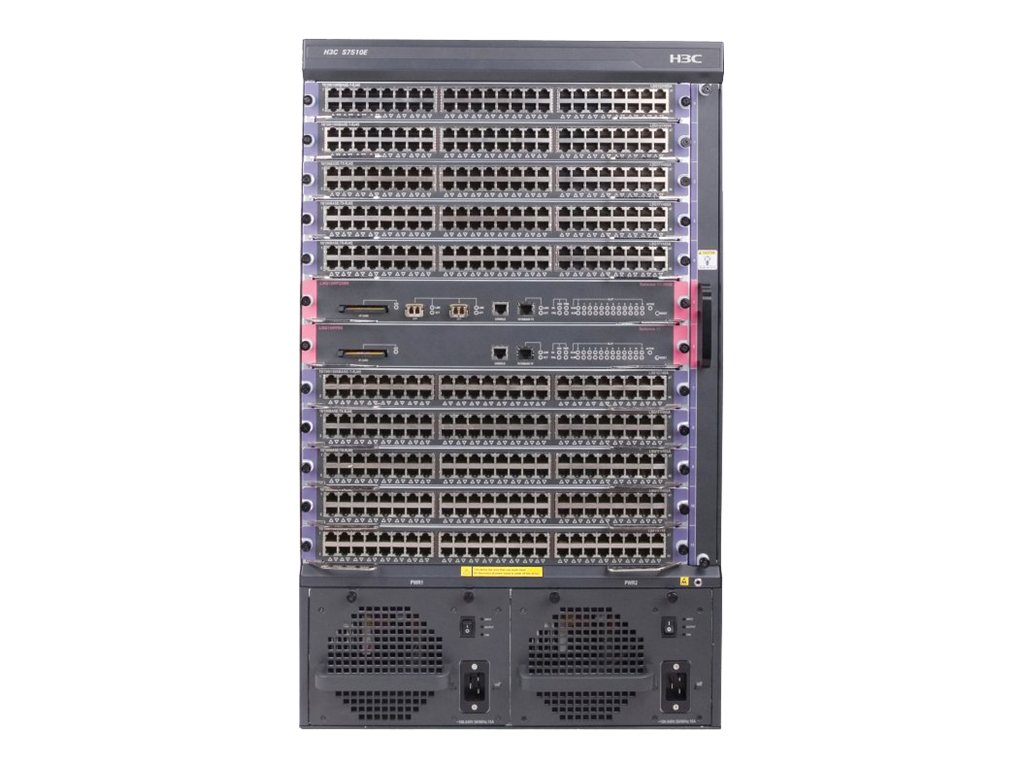 HP 7510 Switch Chassis (JD238B) - REFURB