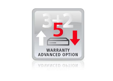 Lancom Warranty Advanced Option M - Serviceerweiterung - Austausch - 5 Jahre (ab ursprünglichem Kaufdatum des Geräts)