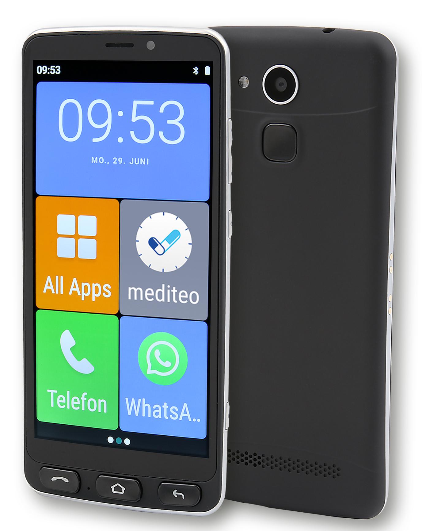 Olympia Mobiltelefon Neo schwarz