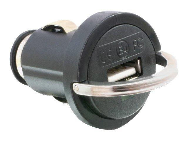 Delock DC Car Adapter - Auto-Netzteil - 500 mA (USB)