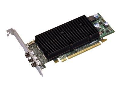 Matrox M9138 - Grafikkarten - M9138 - 1 GB - PCIe x16 Low-Profile