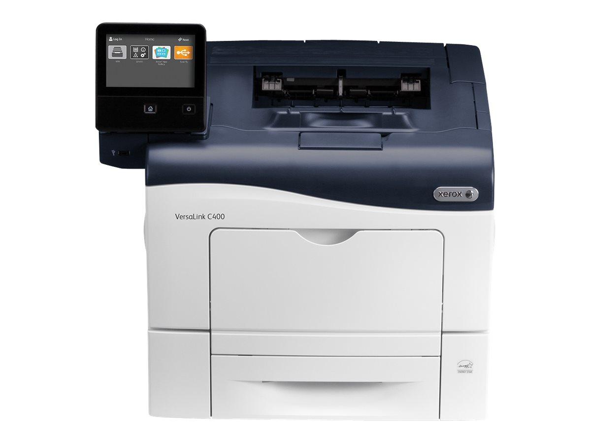 Xerox VersaLink C400V/DN - Drucker - Farbe - Duplex - Laser - A4/Legal - 600 x 600 dpi - bis zu 36 Seiten/Min. (einfarbig)/