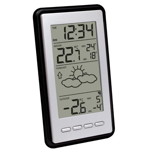 à Condition De Proficell Ws 9130-it Wetterstation - - Dcf Min/max Beau Lustre