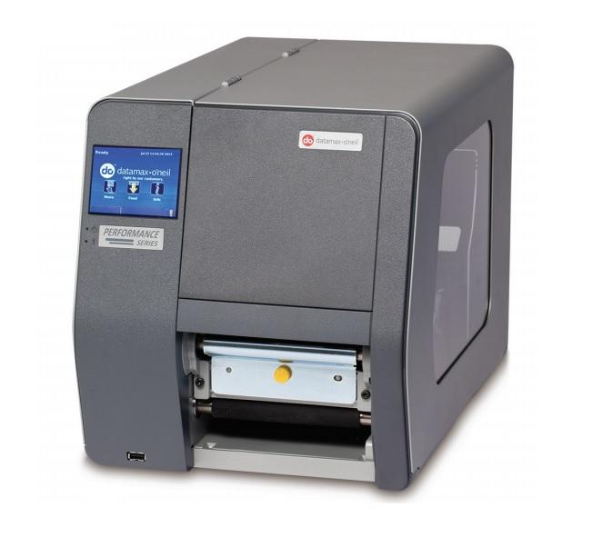 HONEYWELL Performance Series P1725 - Etikettendrucker - TD/TT - Rolle (11,81 cm)