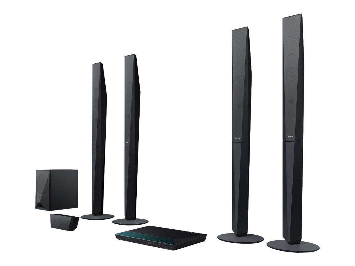 Sony BDV-E6100 - Heimkinosystem - 5.1-Kanal - 1000 Watt (Gesamt)