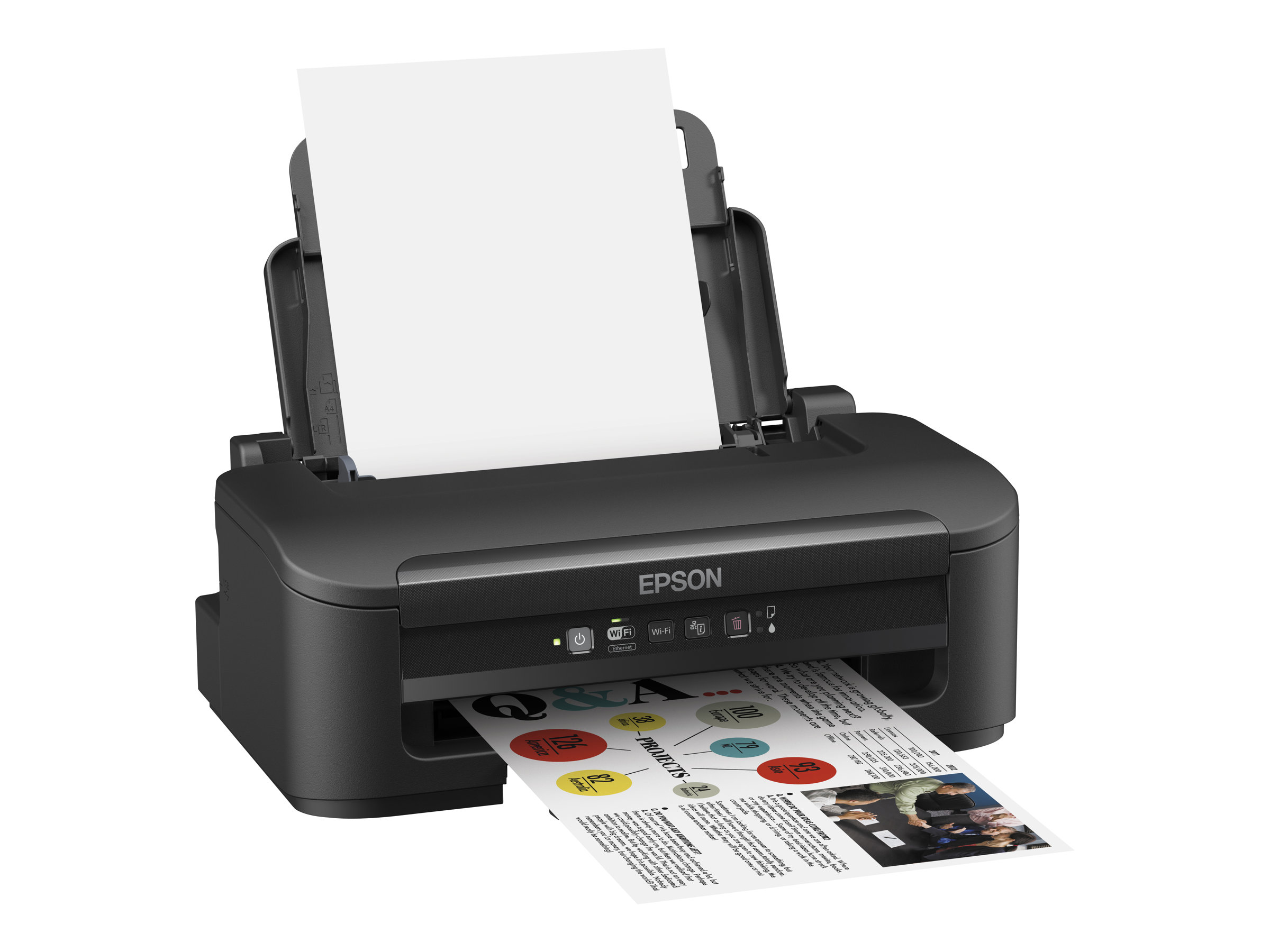 Epson WorkForce WF-2010W - Drucker