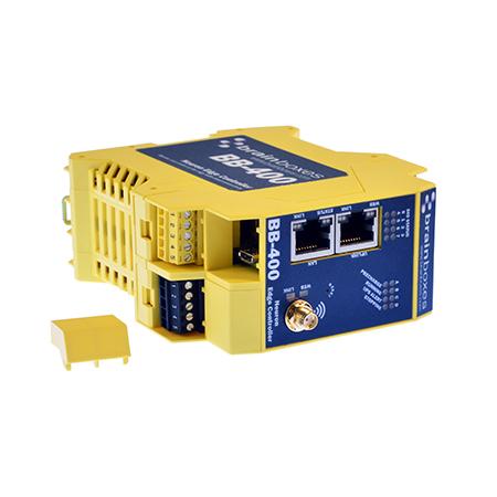 Brainboxes BB400 10,100 Mbit/s IEEE 802.11b,IEEE 802.11g,IEEE 802.11n 2.45 GHz 120 mm 99 mm 45 mm