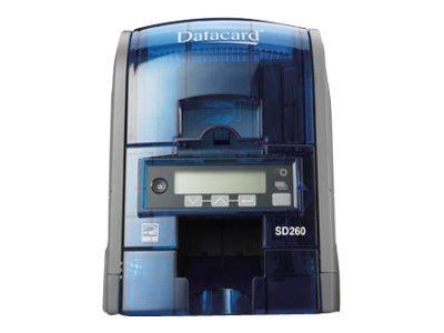 Datacard SD260 - Plastikkartendrucker - Farbe - CR-80 Card (85.6 x 54 mm)